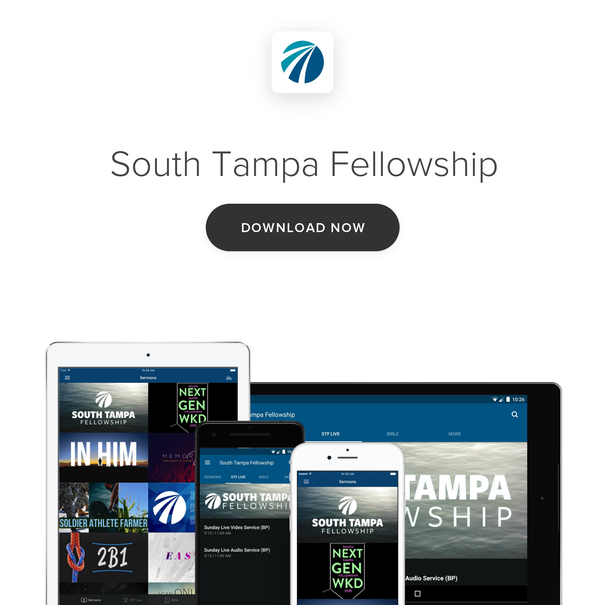 South Tampa Fellowship | We are a church for the city of