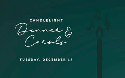Candlelight Dinner and Carols